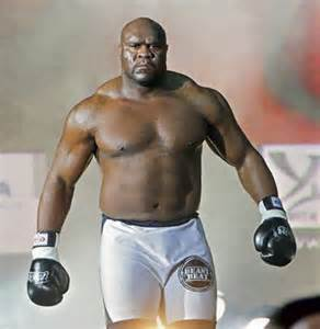 Bob Sapp - the complete package